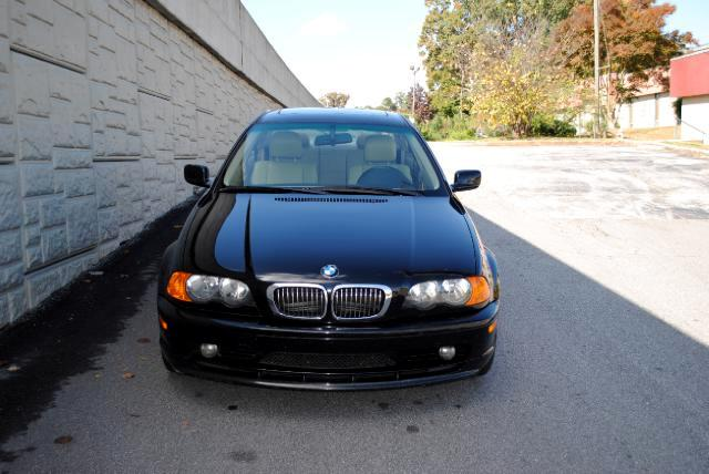 2000 BMW 3-Series Driver Air Bag Passenger Air Bag Front Side Air Bag Front Head Air Bag Climate
