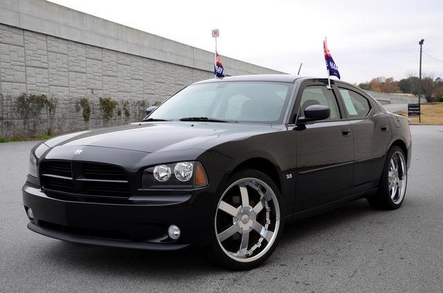 2008 Dodge Charger Olympic Auto Sales presents to you the Dodge Charger is one of Americas most rev