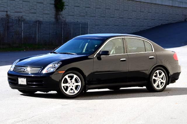 2004 Infiniti G35 This is the vehicle of the century the immaculate Infiniti G35 Sedan This vehicle