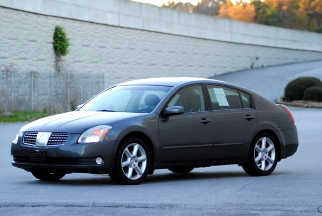 2006 Nissan Maxima The sixth generation Maxima code-named A34 was only sold in the United States Can