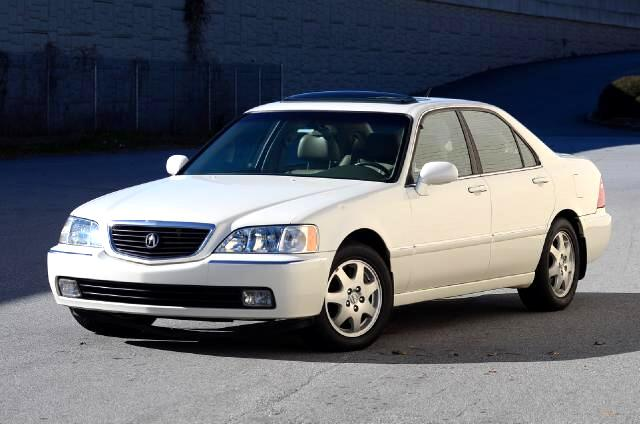 2002 Acura RL The Acura RL was a full-size luxury sedan produced by the Acura division of Honda the