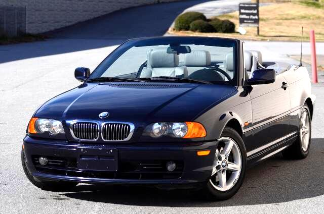 2003 BMW 3-Series Olympic Auto sales Presents to you the 325ci covertible which took over from the m