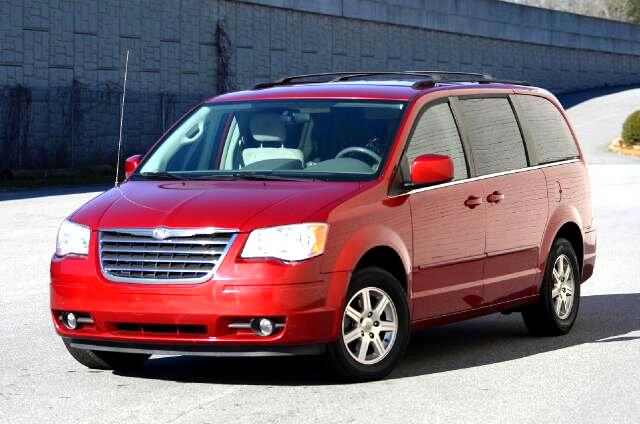 2008 Chrysler Town  Country Olympic Auto Sales has this Magnificent 2008 Chrysler Town  Country T