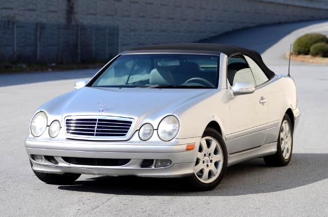 2002 Mercedes CLK-Class Olympic Auto Sales presents to you today a 2002 Mercedes-Benz CLK 320 conver