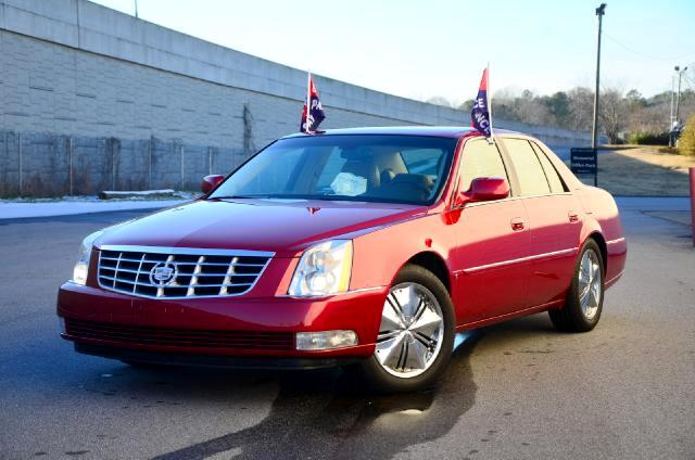 2007 Cadillac DTS Olympic Auto Sales presents to you this 2007 Red Cadillac DTS this is a FULL size