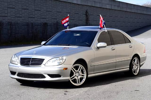 2006 Mercedes S-Class Olympic Auto Sales presents to you this MAGNIFICENT 2006 Mercedes-Benz S55 AMG