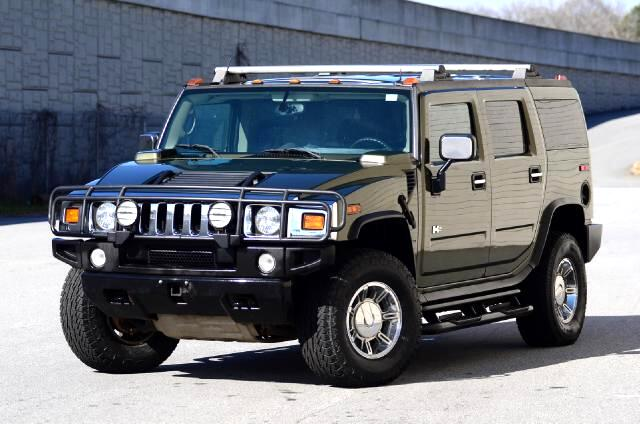 2003 HUMMER H2 The Hummer H2 is an SUV and SUT that was marketed by General Motors under the Hummer