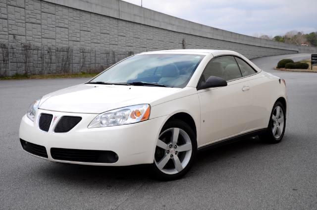 2007 Pontiac G6 Olympic Auto Sales presents to you a 2008 Pontiac G6 convertible This vehicle is pe