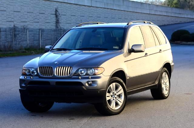 2005 BMW X5 Olympic Auto Sales presents to you a immaculate 2005 BMW X5 44i Equipped in this sport
