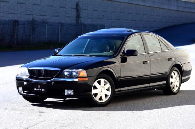 2002 Lincoln LS Olympic Auto Sales presents to you this 2002 Lincoln LS 20 V6 equipped in this vehi