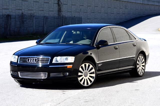 2004 Audi A8 Olympic Auto Sales Presents to you a prestigious 2004 Black Audi A8 L This vehicle is