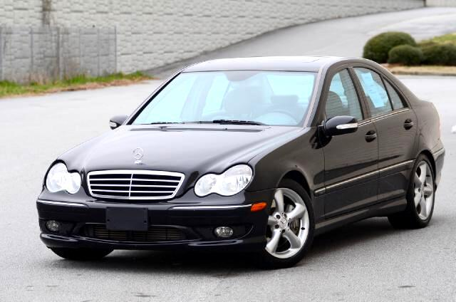 2005 Mercedes C-Class Olympic Auto Sales presents to you a 2005 Black Mercedes-Benz C230 Kompressor