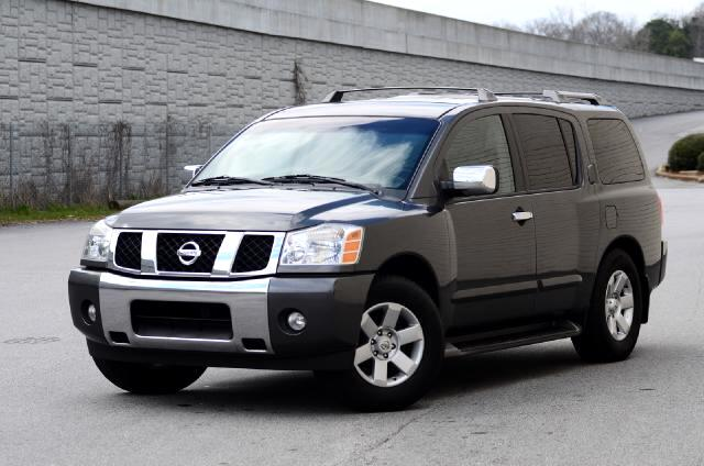 2004 Nissan Armada Olympic Auto Sales presents to you a 2004 Nissan Armada with a 56 L V8 This veh
