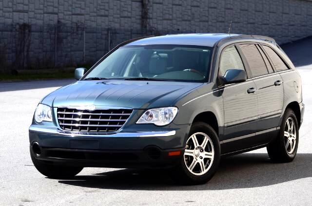 2007 Chrysler Pacifica Olympic Auto Sales presents to you Today a 2007 Chrysler Pacifica This vehic