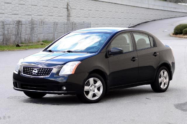 2008 Nissan Sentra Olympic Auto Sales presents to you a black 2008 Nissan Sentra 20 S This vehicle