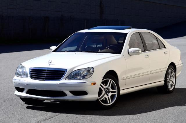 2006 Mercedes S-Class Olympic Auto Sales presents to you today this beautiful 2001 Mercedes-Benz S43