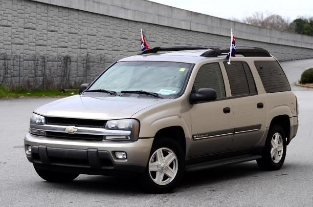 2002 Chevrolet TrailBlazer Olympic Auto Sales presents to you a 2002 Chevrolet Trailblazer equipped