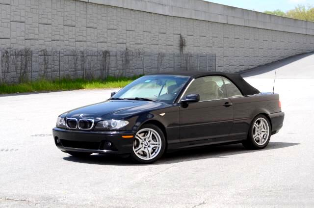 2005 BMW 3-Series Olympic Auto Sale presents to you today a Black 2005 BMW 330ci Convertible This i
