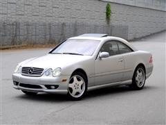 2002 Mercedes-Benz CL55 AMG