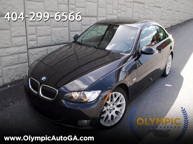 2009 BMW 3-Series 328i Coupe