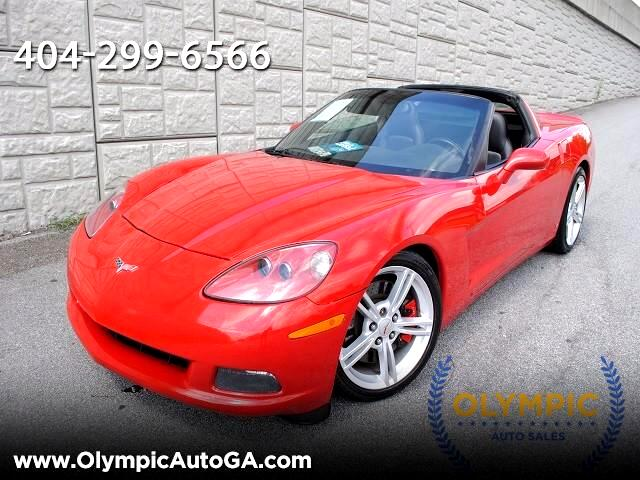 2008 Chevrolet Corvette Coupe LT1