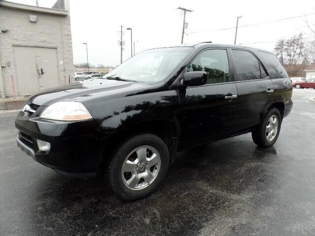 2003 Acura MDX 4dr SUV AT