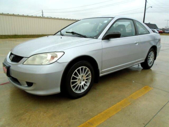 2005 Honda Civic LX SE Coupe AT