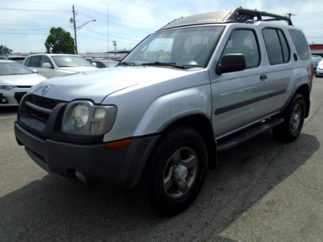 2003 Nissan Xterra XE 4WD