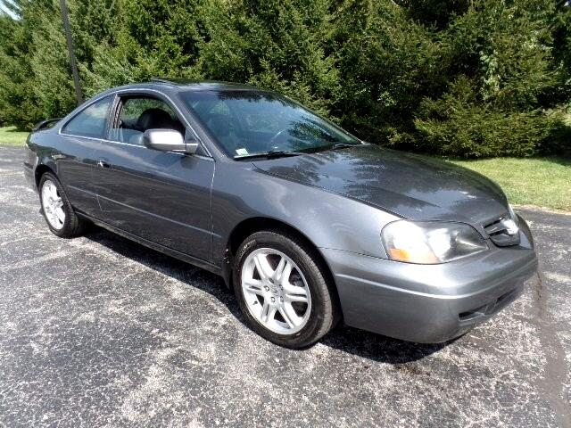 2003 Acura CL Type-S 5-speed AT