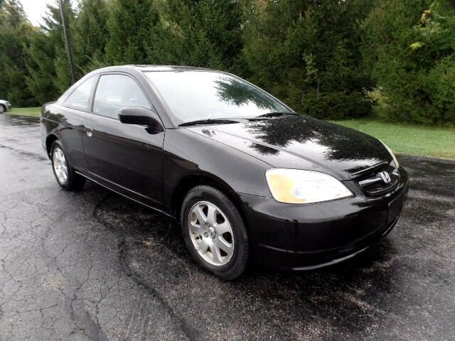 2003 Honda Civic EX Coupe 4-spd AT