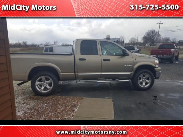 used 2008 dodge ram 1500 slt quad cab 4wd for sale in