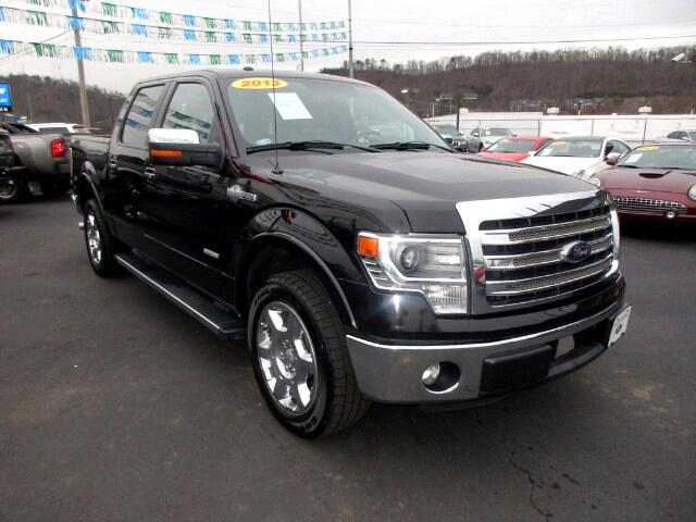 2013 Ford F-150 King Ranch SuperCrew 6.5-ft. Bed 2WD