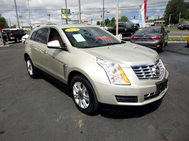 2014 Cadillac SRX Luxury Collection AWD