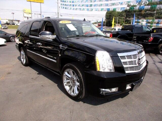 2010 Cadillac Escalade ESV AWD Platinum
