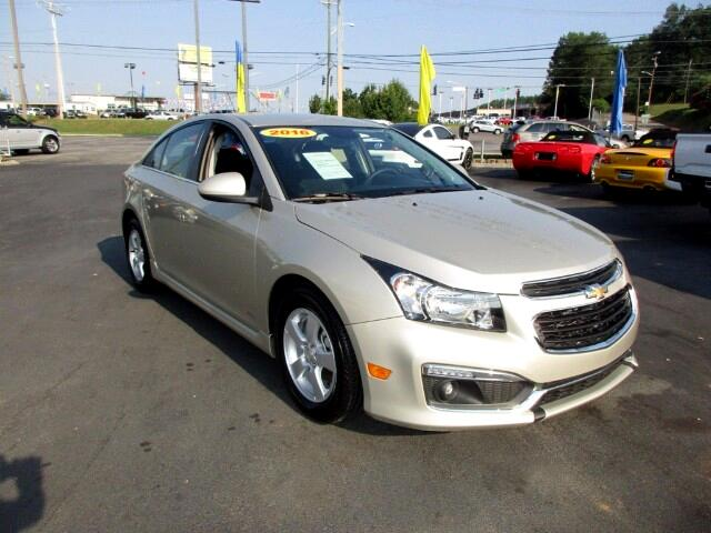 2016 Chevrolet Cruze Limited 1LT Auto