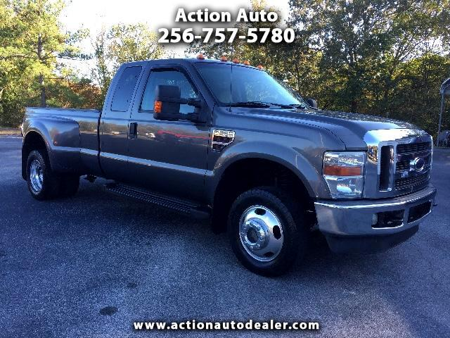 2008 Ford F-350 SD Lariat SuperCab 4WD DRW
