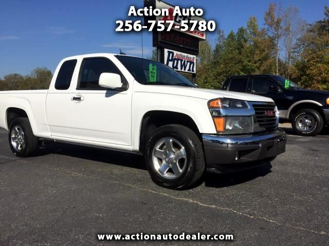 2011 GMC Canyon SLE Ext. Cab 2WD