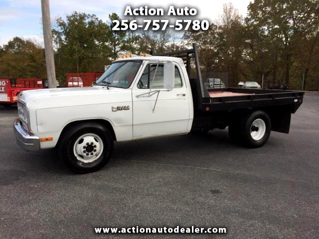 1988 Dodge D350 Reg. Cab 8-ft. Bed 2WD