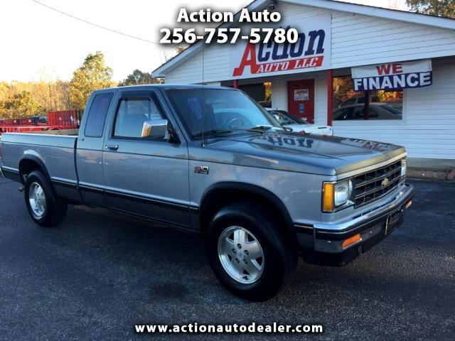 1987 Chevrolet S10 Regular Cab 4WD