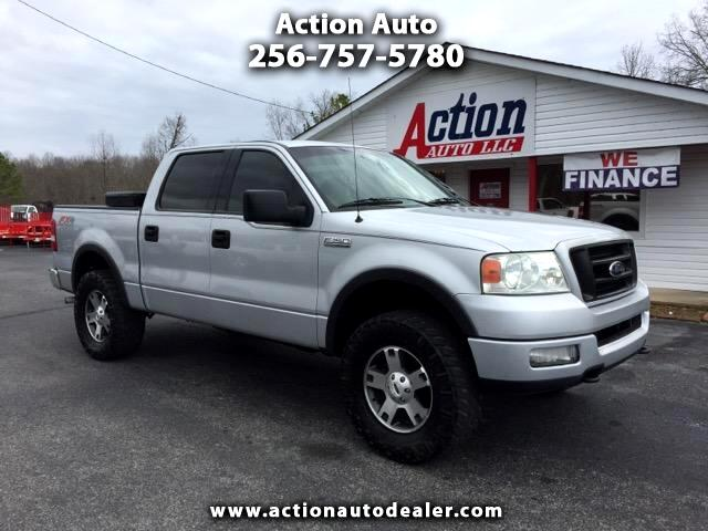 2004 Ford F-150 FX4 SuperCrew 6.5-ft Box 4WD