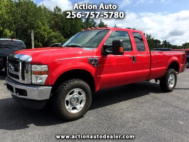 2009 Ford F-350 SD XLT SuperCab 4WD