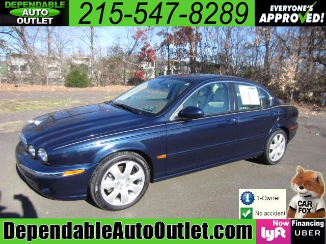 2006 Jaguar X-Type 3.0 AWD