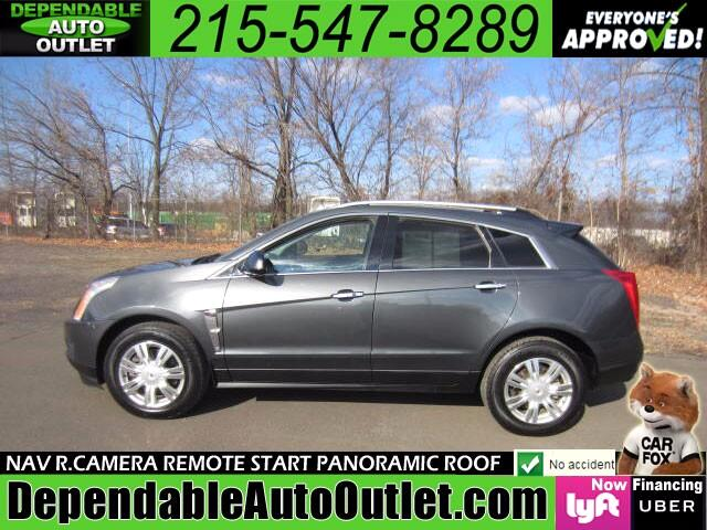 2011 Cadillac SRX Luxury Collection w/NAV R.Camera Remote Start