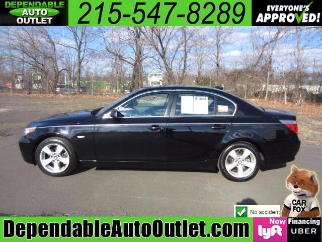 2007 BMW 5-Series 530xi AWD