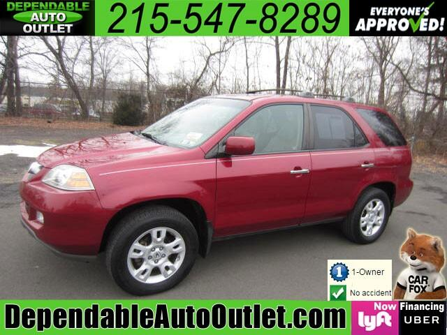 2005 Acura MDX Touring w/Nav Rear Camera
