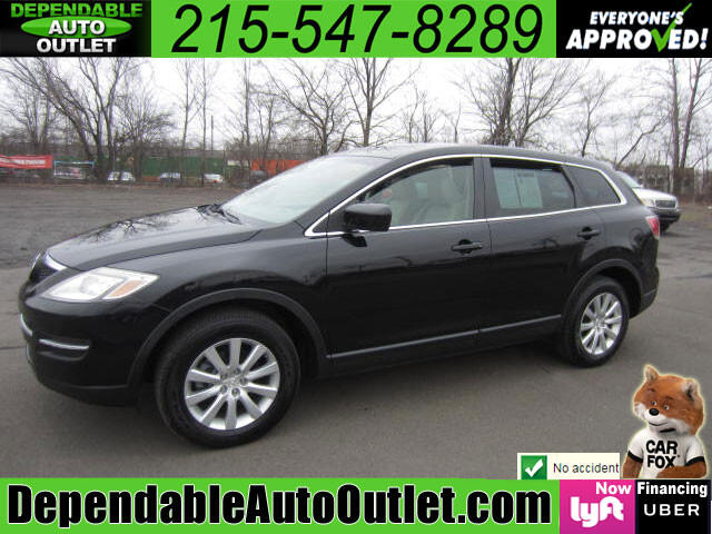 2009 Mazda CX-9 Touring AWD w/3rd Row