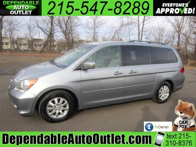 2008 Honda Odyssey EX 8 Passenger