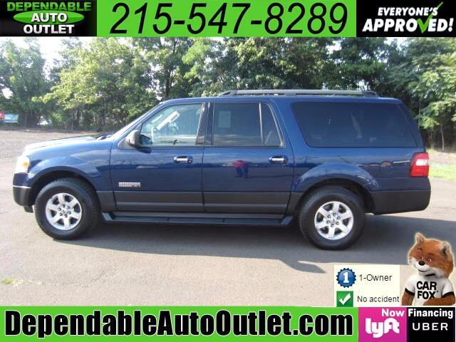 2007 Ford Expedition EL XLT 4WD DVD