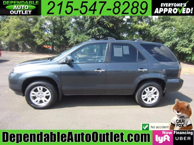 2004 Acura MDX Touring w/DVD 3rd Row