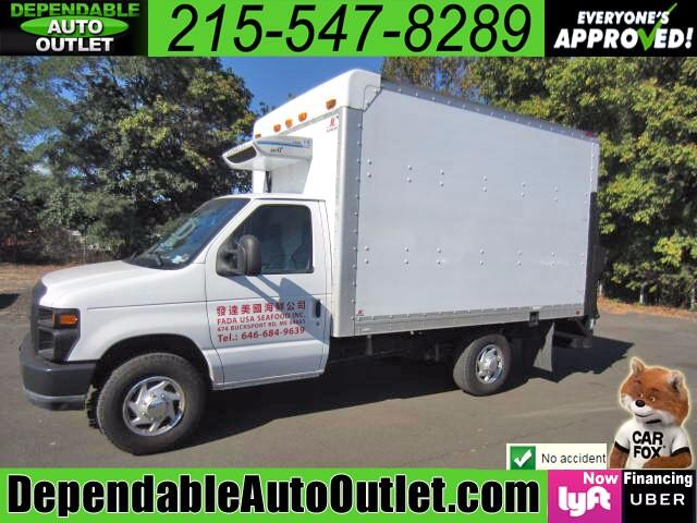 2011 Ford Econoline E-350 12ft Refrigeration Box